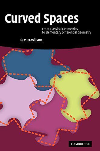 9780521886291: Curved Spaces: From Classical Geometries to Elementary Differential Geometry