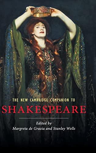 9780521886321: The New Cambridge Companion to Shakespeare (Cambridge Companions to Literature)