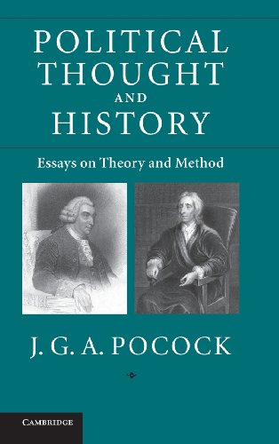 9780521886574: Political Thought and History: Essays on Theory and Method
