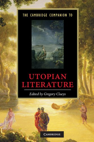 9780521886659: The Cambridge Companion to Utopian Literature Hardback (Cambridge Companions to Literature)