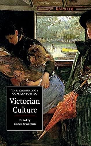 9780521886994: The Cambridge Companion to Victorian Culture