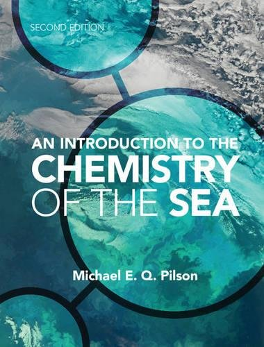 9780521887076: An Introduction to the Chemistry of the Sea
