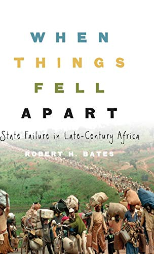 9780521887359: When Things Fell Apart: State Failure in Late-Century Africa (Cambridge Studies in Comparative Politics)
