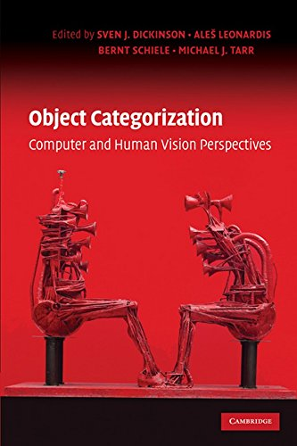 9780521887380: Object Categorization: Computer and Human Vision Perspectives