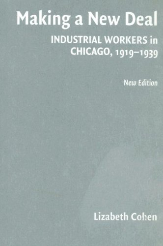 9780521887489: Making a New Deal: Industrial Workers in Chicago, 1919-1939
