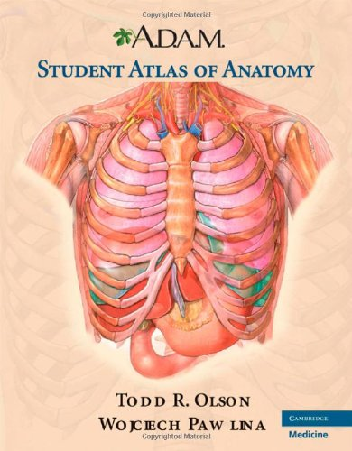 9780521887564: A.D.A.M. Student Atlas of Anatomy
