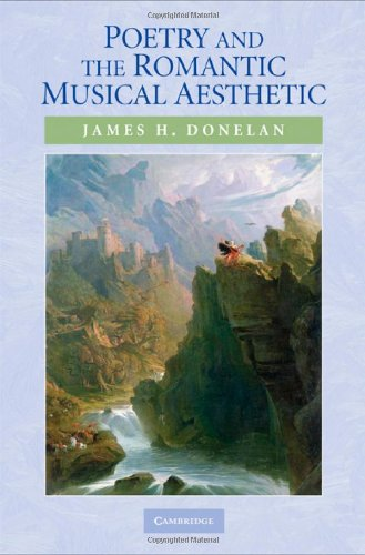 9780521887618: Poetry and the Romantic Musical Aesthetic Hardback