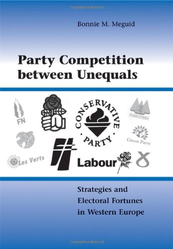 9780521887656: Party Competition between Unequals: Strategies and Electoral Fortunes in Western Europe (Cambridge Studies in Comparative Politics)