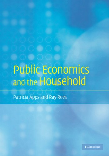 9780521887878: Public Economics and the Household