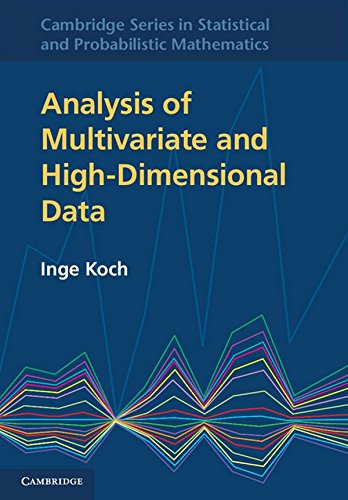 9780521887939: Analysis of Multivariate and High-Dimensional Data (Cambridge Series in Statistical and Probabilistic Mathematics)