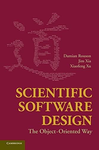 9780521888134: Scientific Software Design Hardback