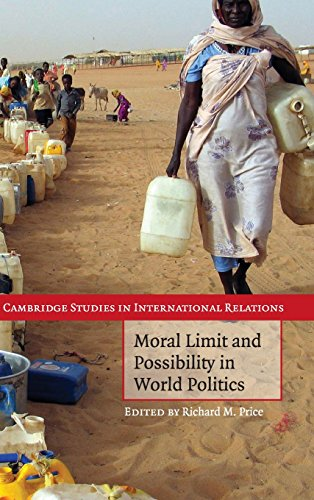 9780521888165: Moral Limit and Possibility in World Politics (Cambridge Studies in International Relations)