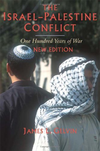9780521888356: The Israel-Palestine Conflict: One Hundred Years of War