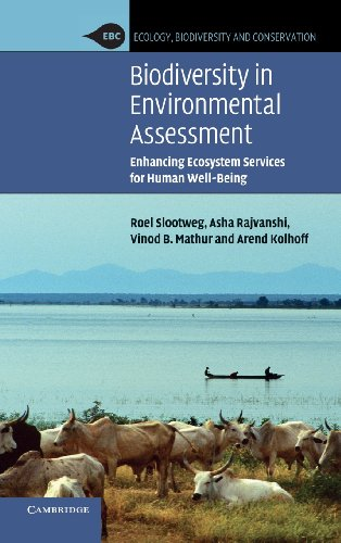 9780521888417: Biodiversity in Environmental Assessment: Enhancing Ecosystem Services for Human Well-Being (Ecology, Biodiversity and Conservation)