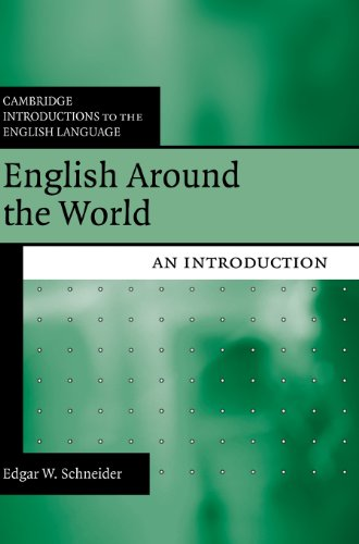 9780521888462: English Around the World: An Introduction