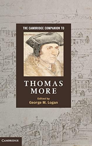 The Cambridge Companion to Thomas More (Cambridge Companions to Religion)