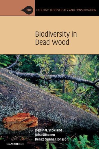 9780521888738: Biodiversity in Dead Wood Hardback (Ecology, Biodiversity and Conservation)