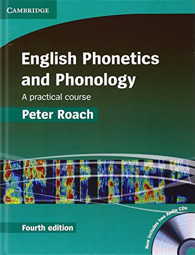 9780521888820: English Phonetics and Phonology Hardback with Audio CDs (2): A Practical Course