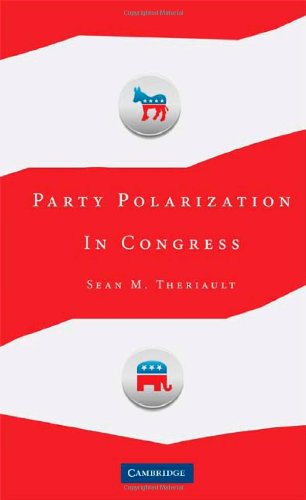 9780521888936: Party Polarization in Congress
