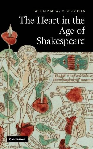 9780521889438: The Heart in the Age of Shakespeare