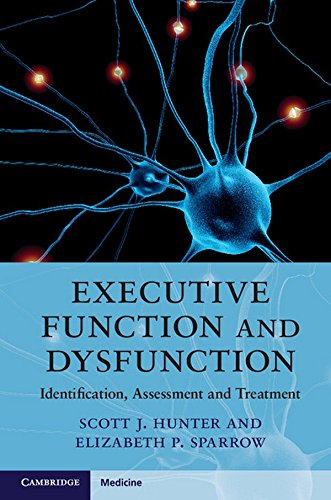 Executive Function and Dysfunction: Identification, Assessment and Treatment (Hardback)