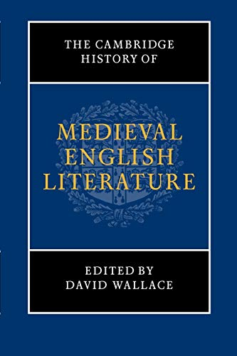 9780521890465: The Cambridge History of Medieval English Literature