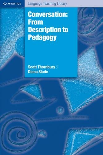 9780521891165: Conversation: From Description to Pedagogy (Cambridge Language Teaching Library)