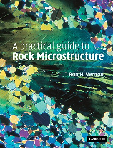 9780521891332: A Practical Guide to Rock Microstructure Paperback