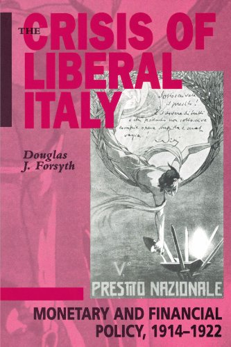9780521891615: The Crisis of Liberal Italy