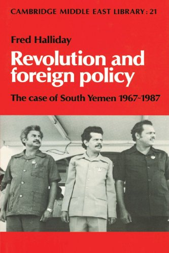 9780521891646: Revolution and Foreign Policy: The Case of South Yemen, 1967-1987 (Cambridge Middle East Library)