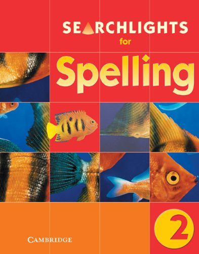 9780521891684: Searchlights for Spelling Year 2 Pupil's Book