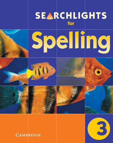 9780521891691: Searchlights for Spelling Year 3 Pupil's Book