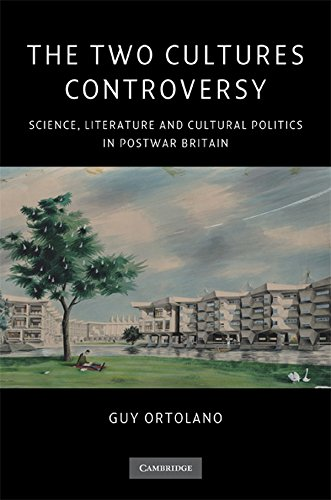 9780521892049: The Two Cultures Controversy: Science, Literature and Cultural Politics in Postwar Britain