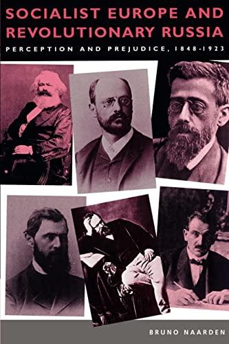 9780521892834: Socialist Europe and Revolutionary Russia: Perception and Prejudice 1848-1923