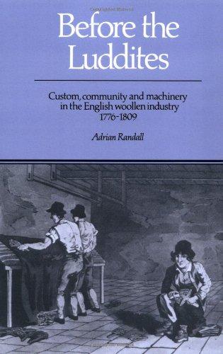 the luddites essay
