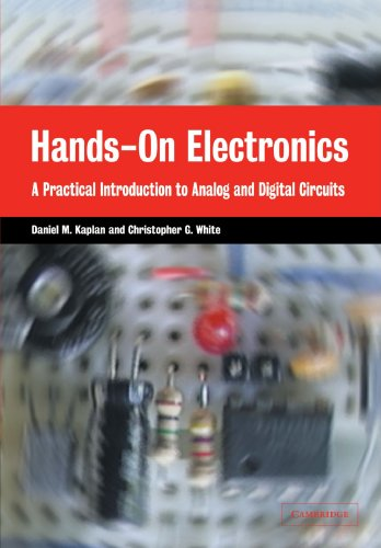 9780521893510: Hands-On Electronics: A Practical Introduction to Analog and Digital Circuits