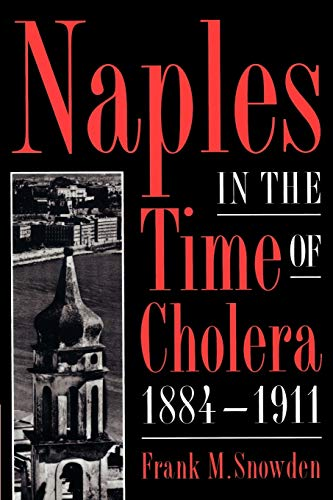 9780521893862: Naples in the Time of Cholera, 1884-1911