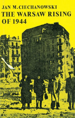 9780521894418: The Warsaw Rising of 1944 (Cambridge Russian, Soviet and Post-Soviet Studies)