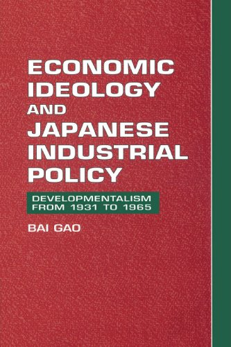 9780521894500: Economic Ideology and Japanese Industrial Policy: Developmentalism from 1931 to 1965