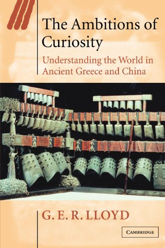 9780521894616: The Ambitions of Curiosity: Understanding the World in Ancient Greece and China