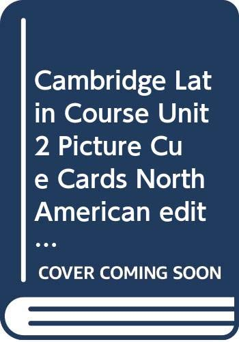 9780521894746: Cambridge Latin Course Unit 2 Picture Cue Cards North American edition (North American Cambridge Latin Course)