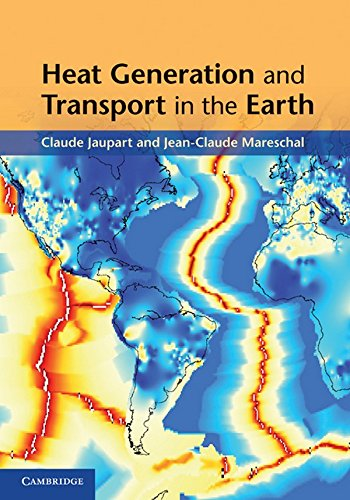 Heat Generation and Transport in the Earth: Claude Jaupart, Jean-Claude