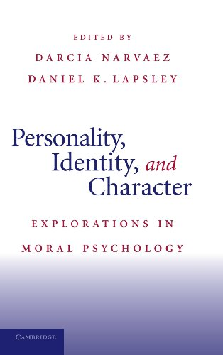 9780521895071: Personality, Identity, and Character: Explorations in Moral Psychology