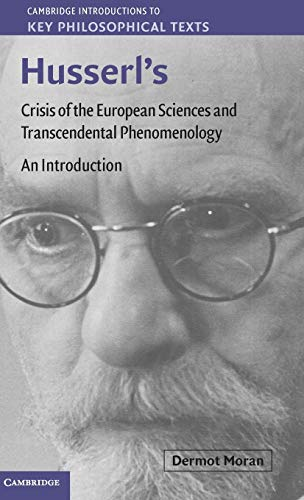9780521895361: Husserl's Crisis of the European Sciences and Transcendental Phenomenology: An Introduction