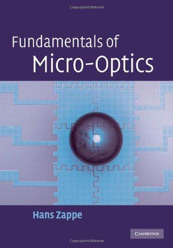 9780521895422: Fundamentals of Micro-Optics Hardback