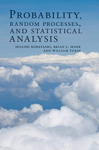 9780521895446: Probability, Random Processes, and Statistical Analysis Hardback