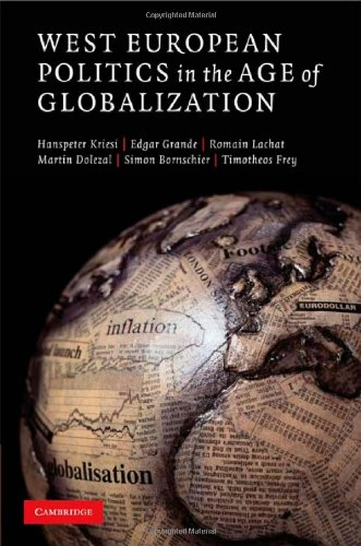 9780521895576: West European Politics in the Age of Globalization Hardback