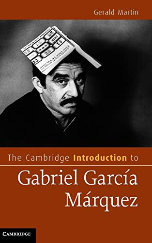 9780521895613: The Cambridge Introduction to Gabriel García Márquez (Cambridge Introductions to Literature)
