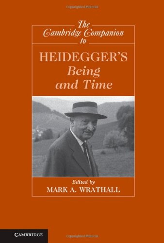 9780521895958: The Cambridge Companion to Heidegger's Being and Time