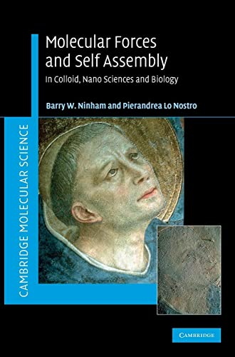 9780521896009: Molecular Forces and Self Assembly: In Colloid, Nano Sciences and Biology (Cambridge Molecular Science)